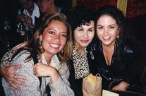 Carla Estrada, Lucero León y Lucero