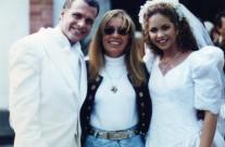 Luis José Santander, Carla Estrada y Lucero