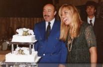 Arturo Lorca y Carla Estrada