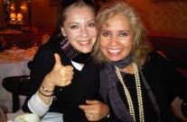 Edith González y Carla Estrada