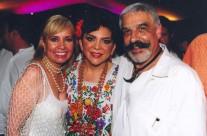 Carla Estrada,Ivonne Ortega Pacheco y Oscar del Toro