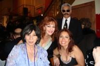 Mónica Miguel, Lupita Ferrer, Óscar del Toro y Carla Estrada