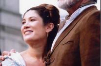 Olivia Bucio y Eric del Castillo
