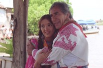 Adela Noriega y Jose Carlos Ruiz