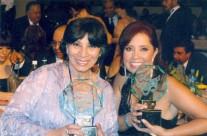 Mónica Miguel y Carla Estrada