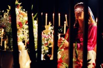 Maria Isabel orando
