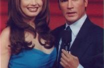 Patricia Navidad y René Casados