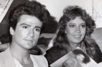 Carla Estrada y René Casados