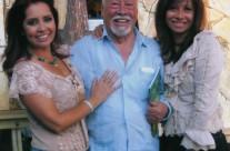Carla Estrada y Familia