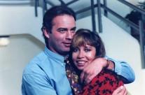 Carla Estrada y Bertín Osborne
