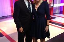 Dr. Bolio y Carla Estrada