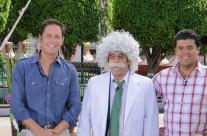 Jan, Dr. Chaflan y el burro