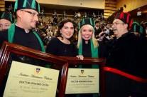 Carla Estrada e Ivone Ortega Pacheco