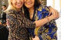 Carla Estrada y Daniela Romo